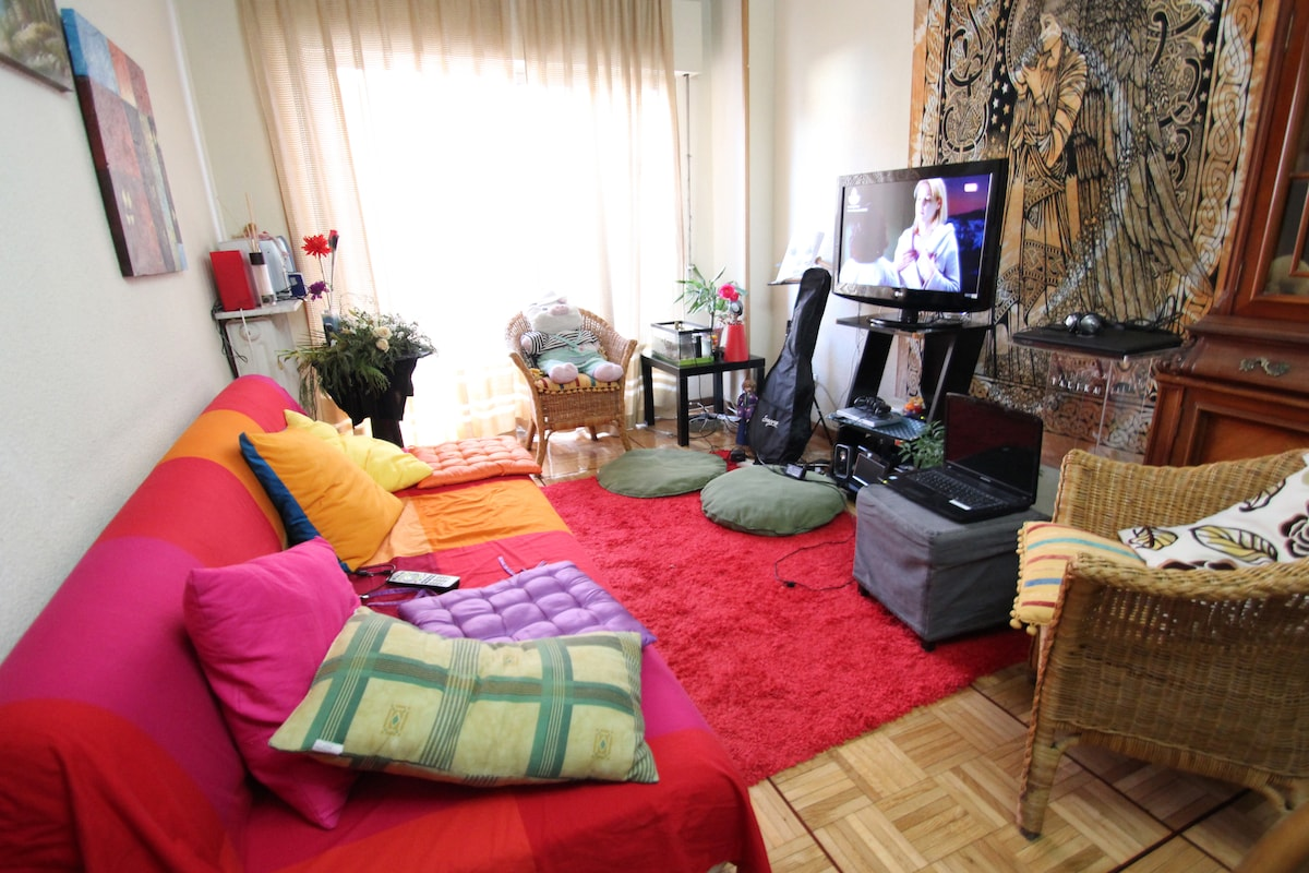 Apartment in the center of Madrid