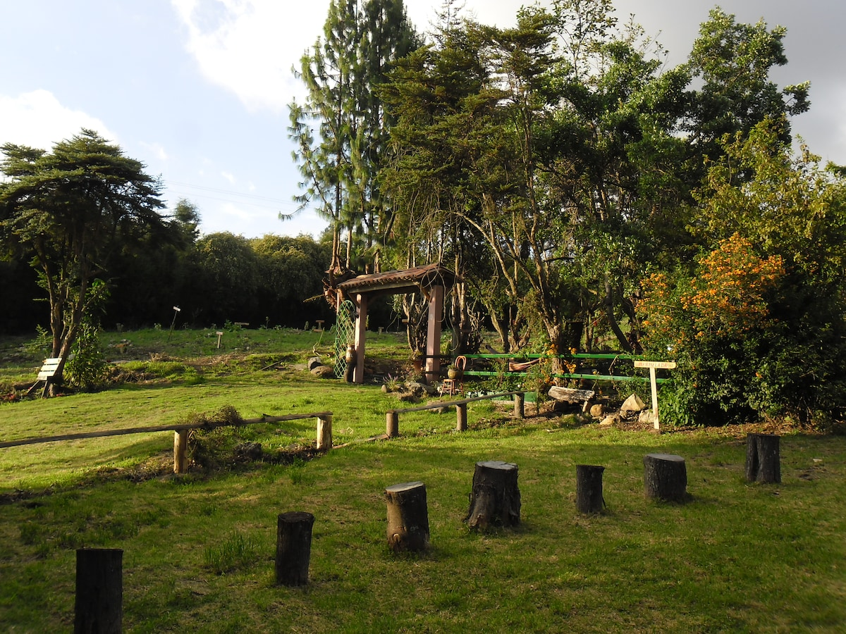 Rural Tourism, a Country House in t