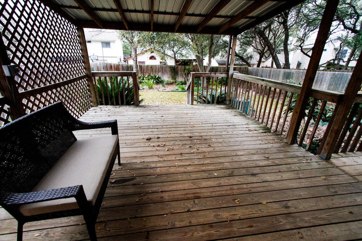 Reduced!SXSW-Spacious 4BR, SWAustin
