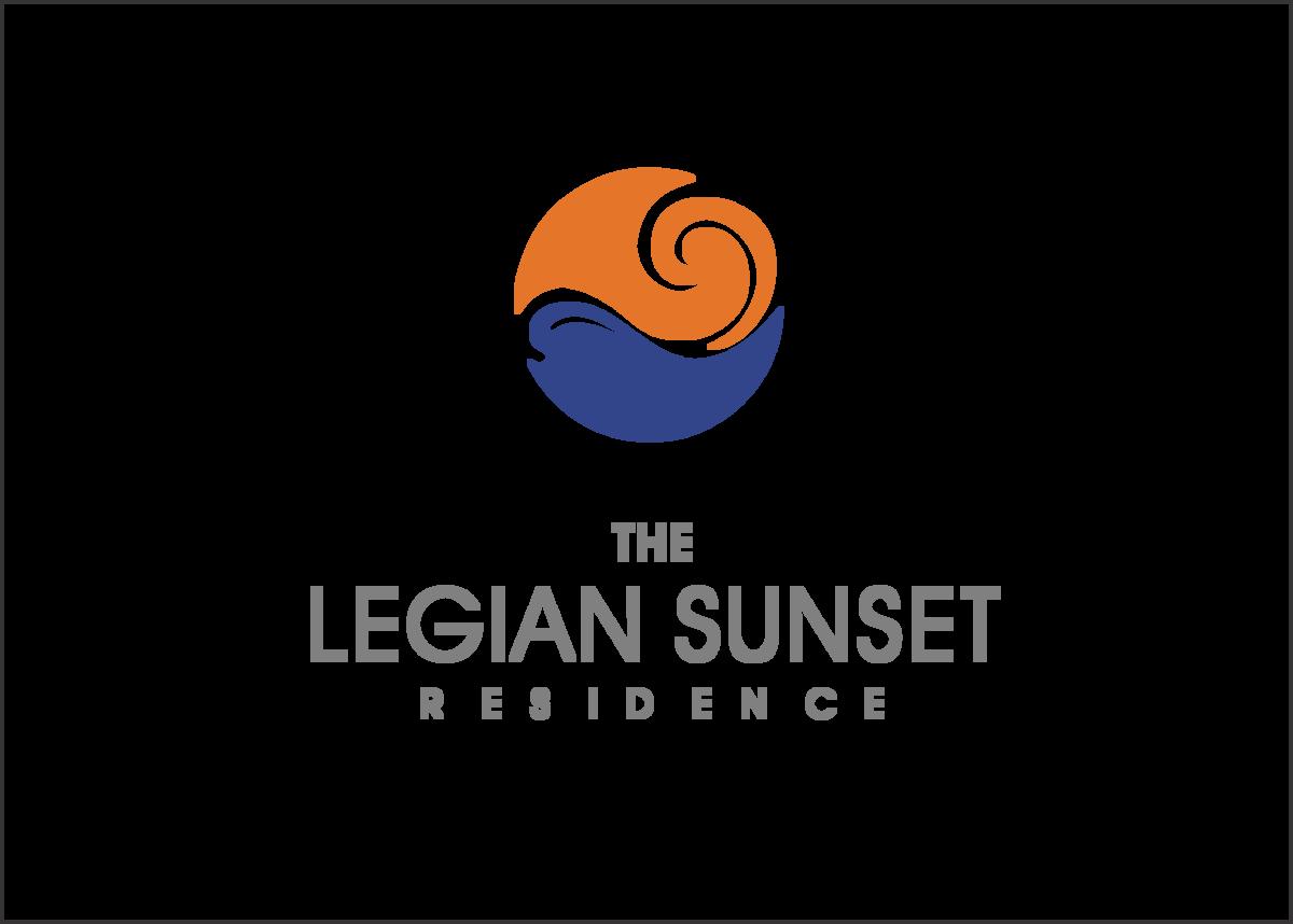 The Legian Sunset From Kuta, Indonesia