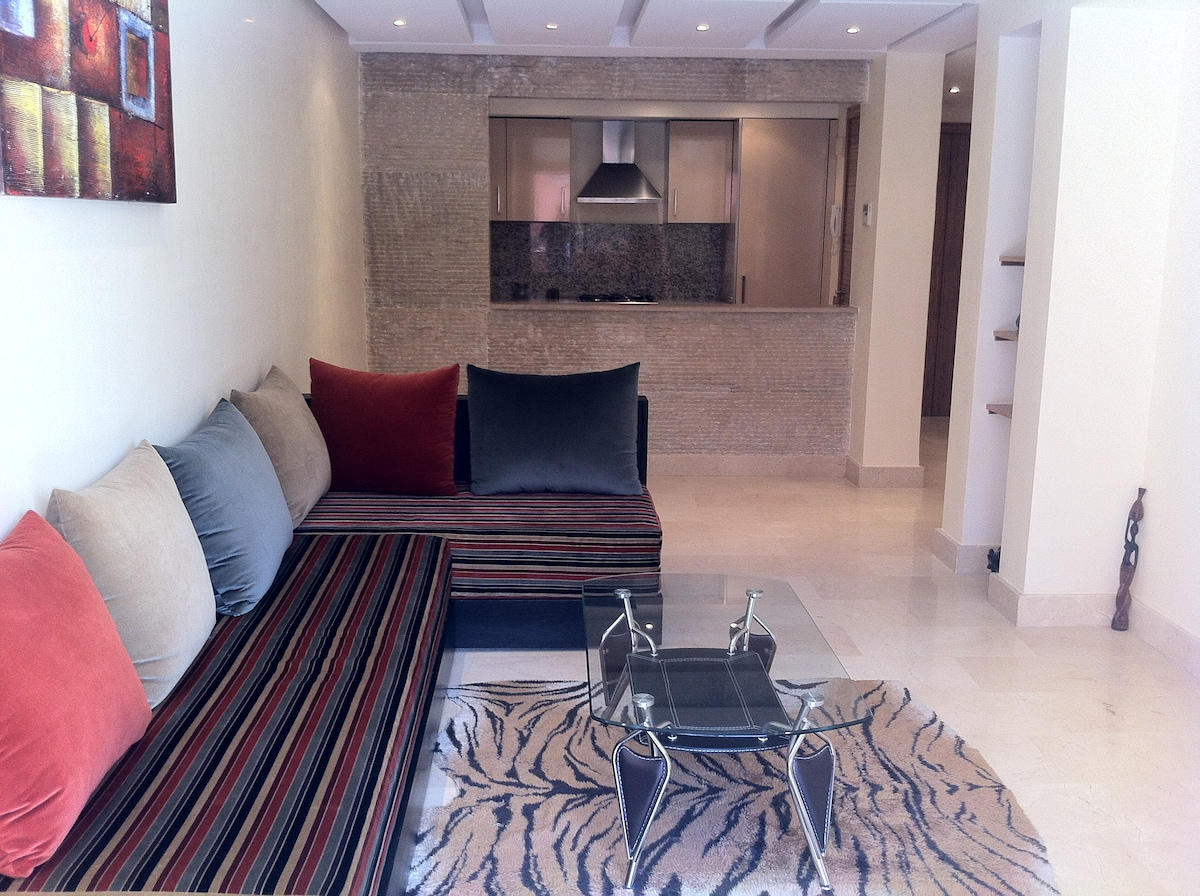 New Luxury Apartment in Marrakech