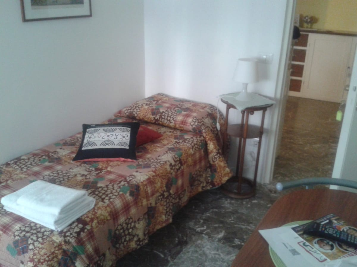 Single room near St.Peter's square