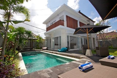 Seminyak Villa 108E (4 bedrooms)