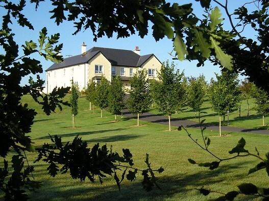 Kilbawn Country HouseB&B Familyroom