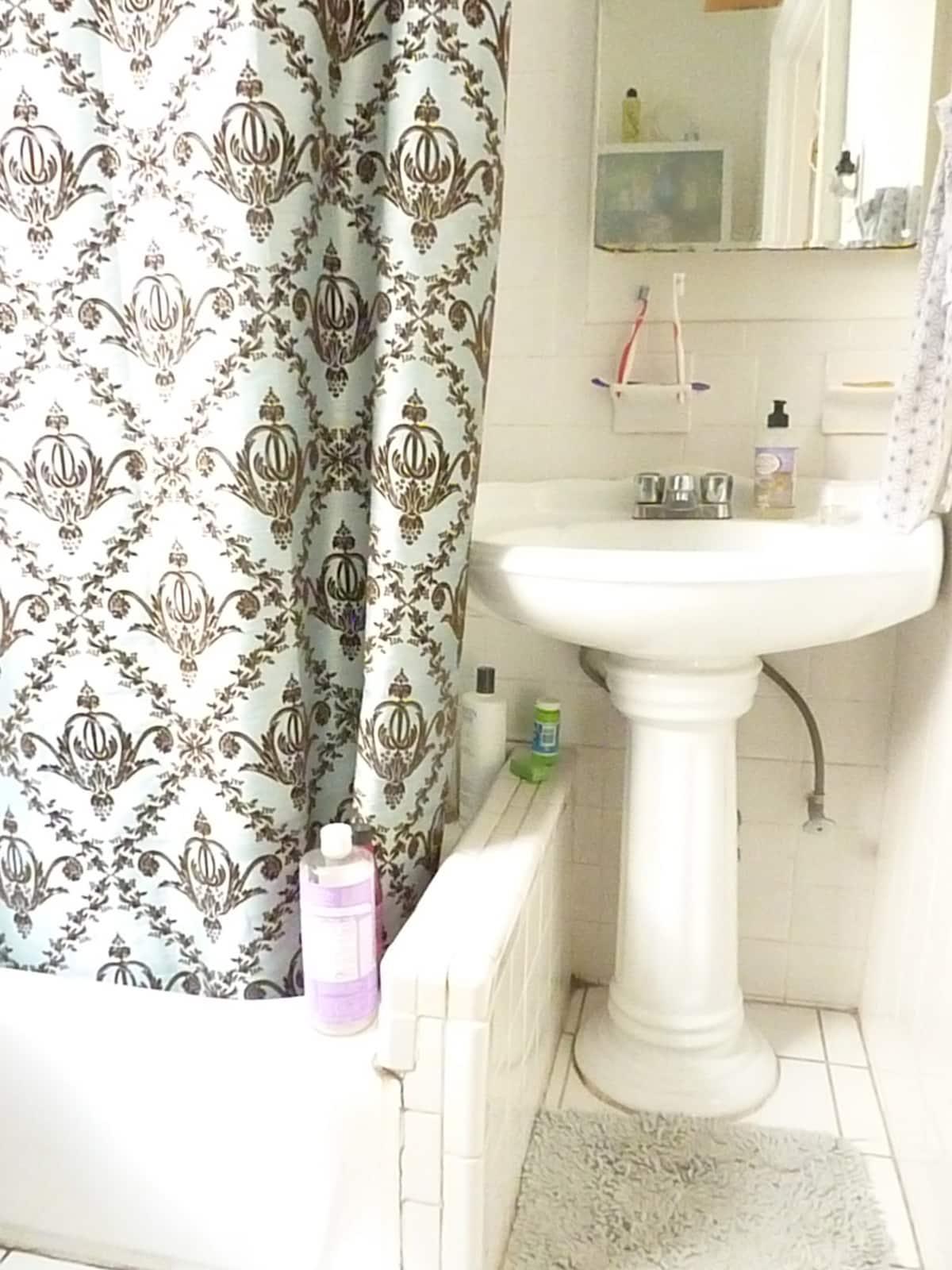 ...cool shower or soak anyone?