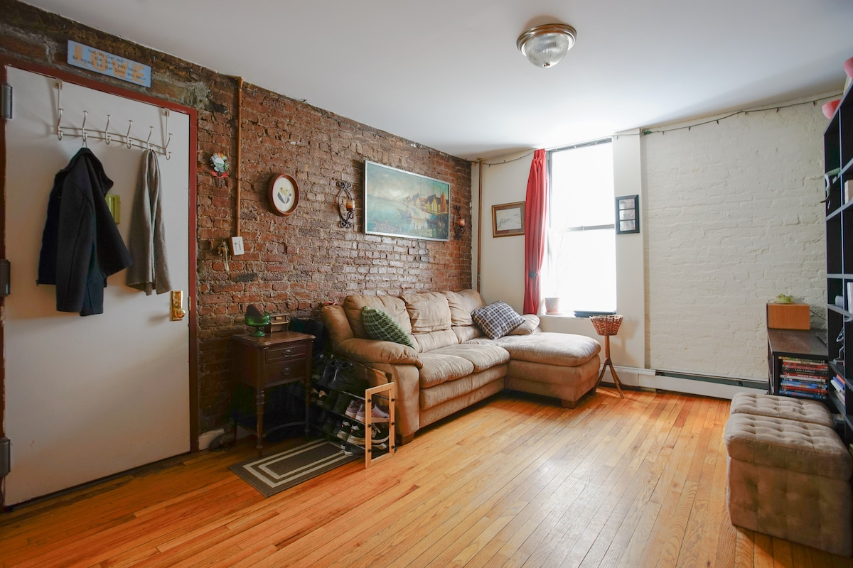 Great Apt steps from Central Park