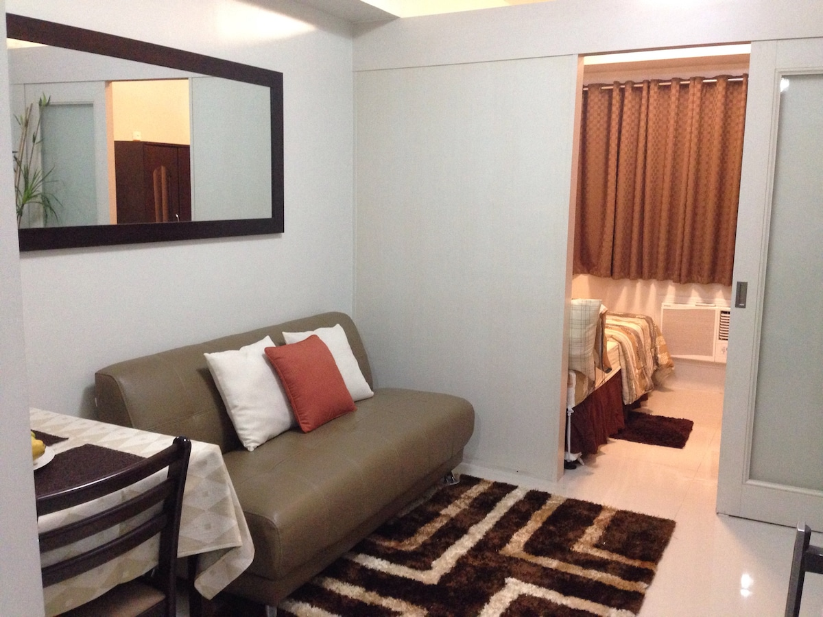 Cozy 1BR at Sea Residences Condo