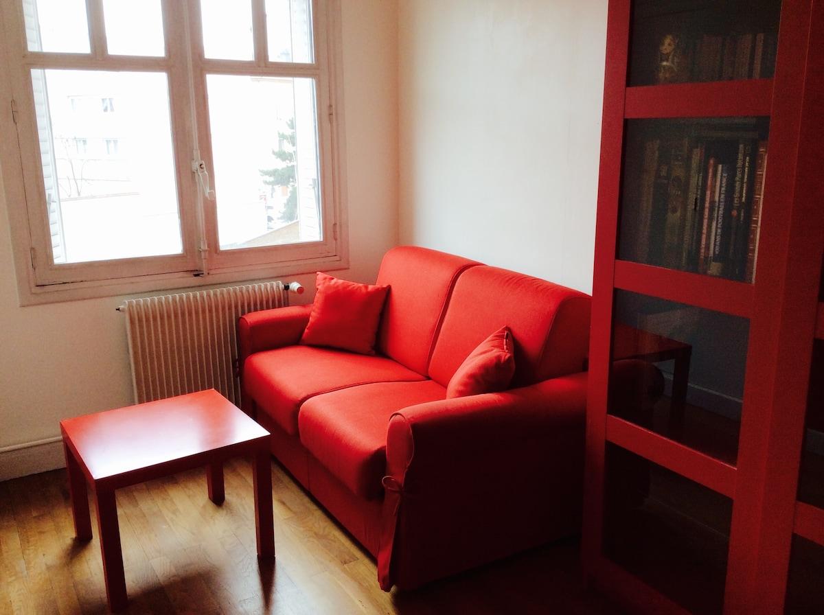Lovely room / Petite chambre - Lyon