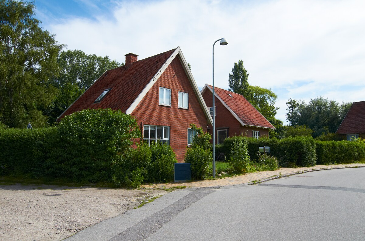 Odense C, bed and breakfast