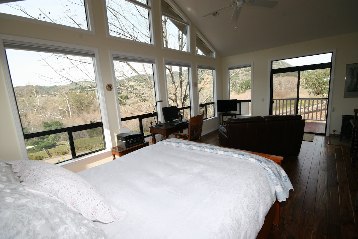 Fabulous Guest Cottage with Views