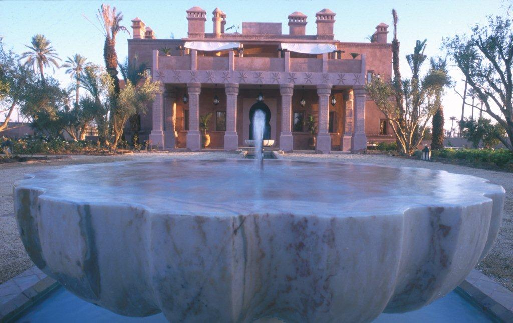 Dar Liqama, the House of Green Mint