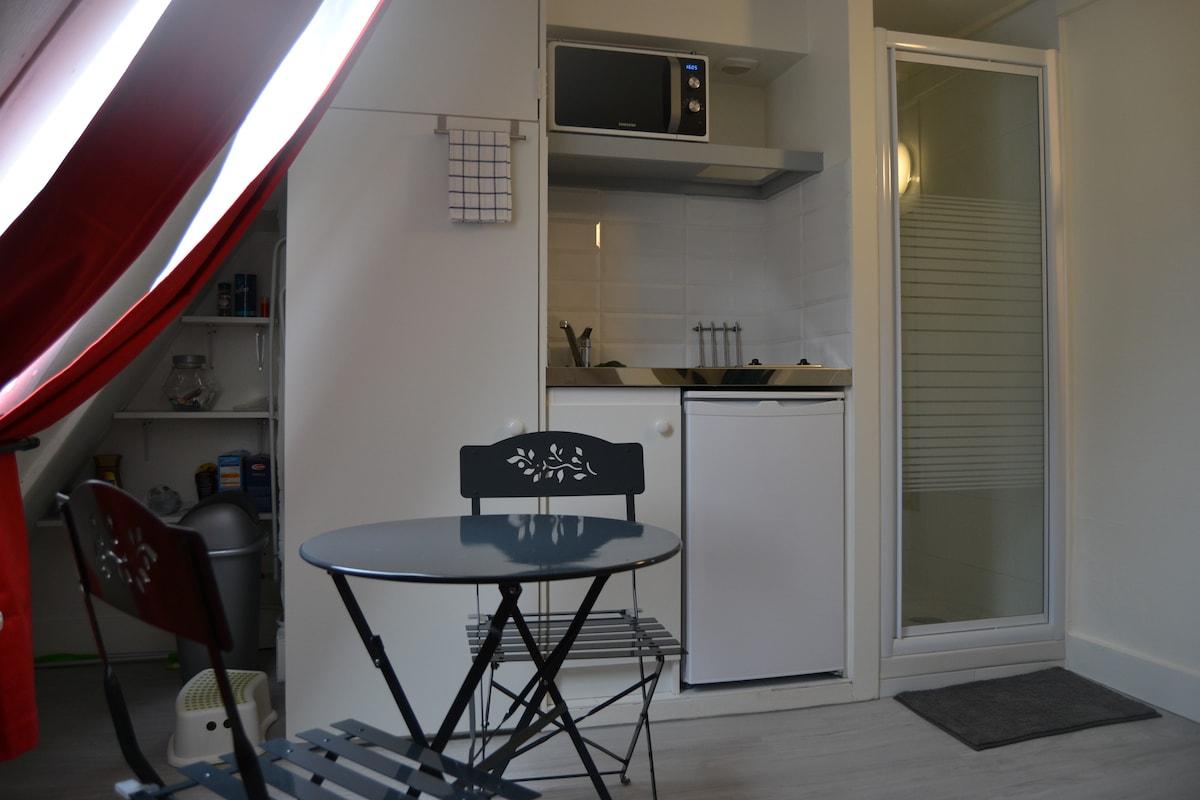 Studio à deux pas du Sacré-Cœur !