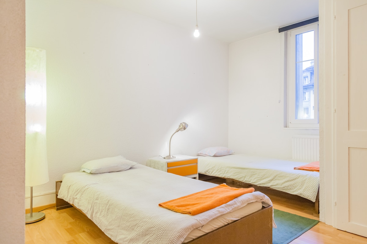 Studio in the center town Lausanne