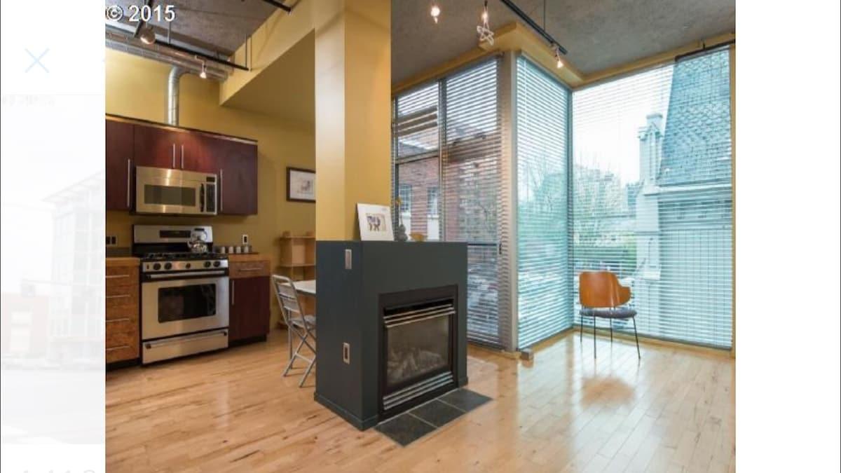 Ultra modern downtown loft