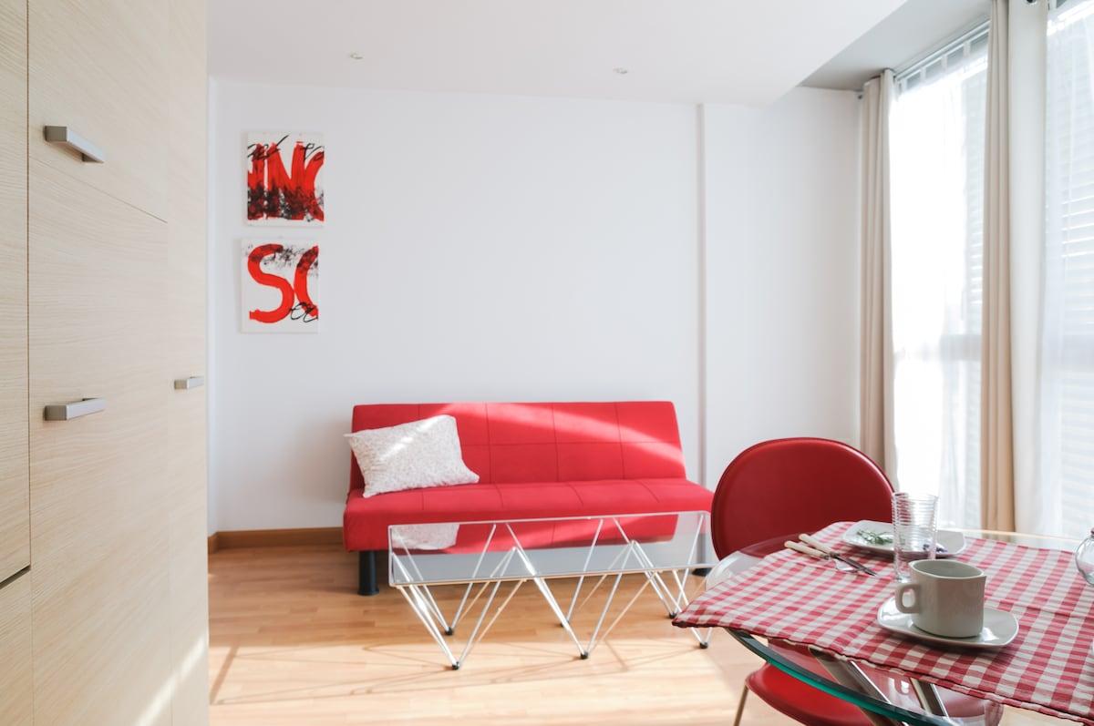 Apartamento Moderno con Vistas