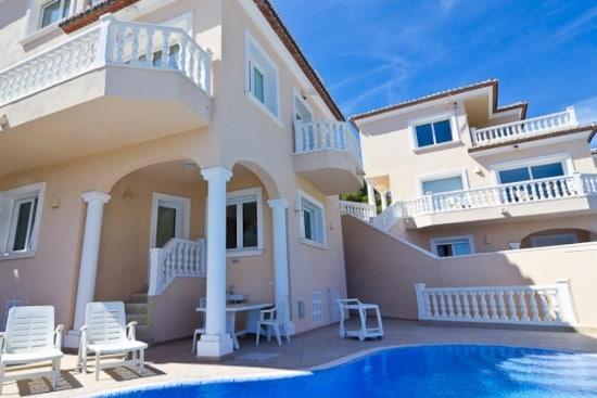 Villa Fransi en Benitachell para 4