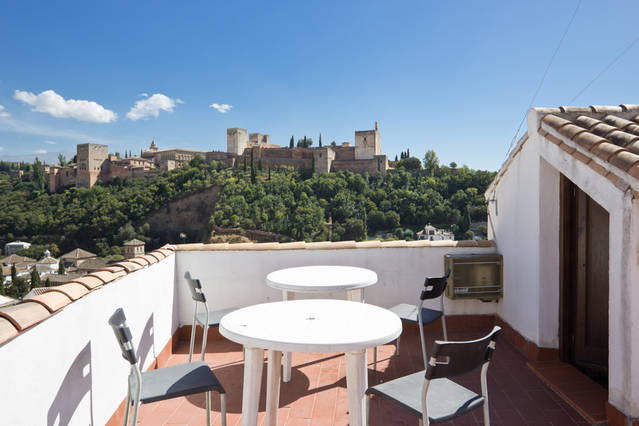 Apartment in Albayzin with terrace