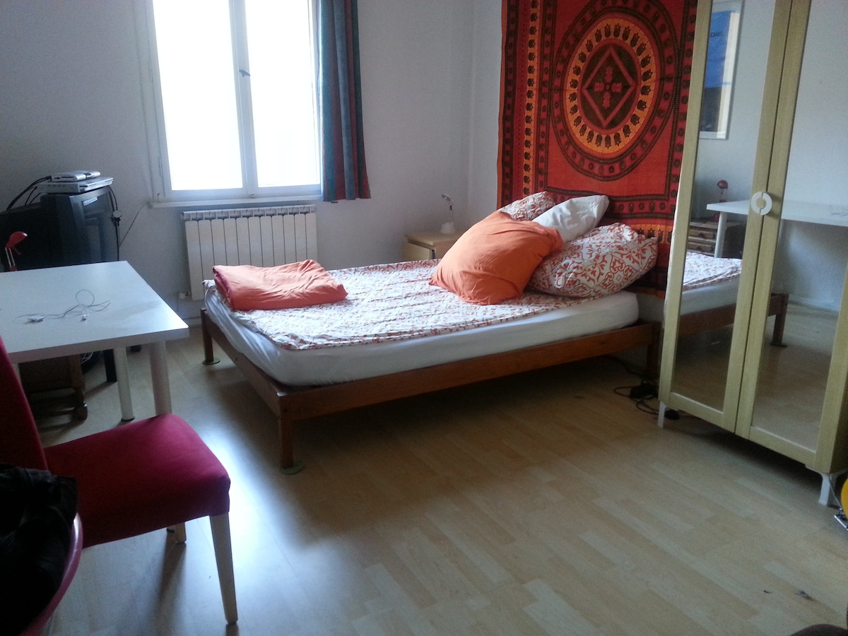 Bright flat at Rosa Lux Mitte