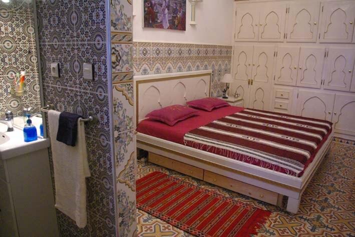 chambre chez l'habitant sefrou fes