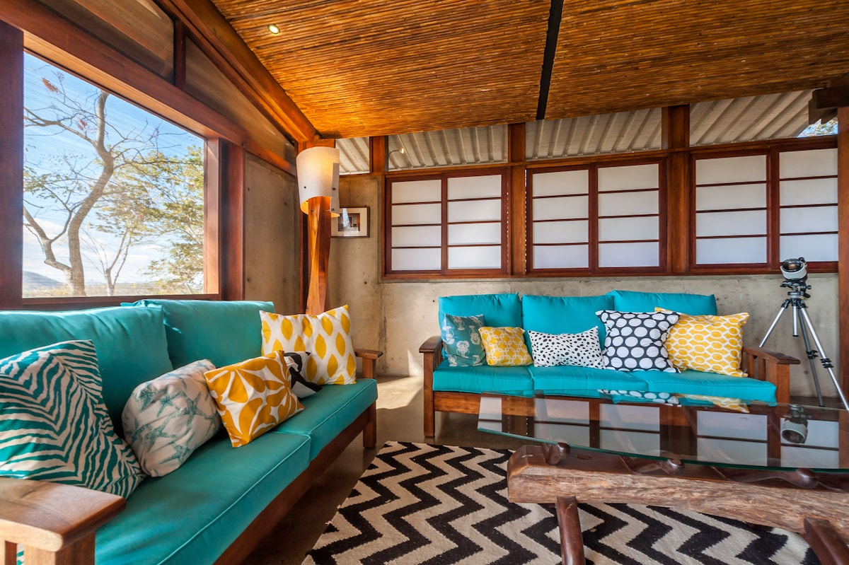 Casa Selva - The True Jungle House!