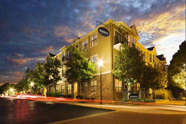 1 private bdr at Meridian $59/night