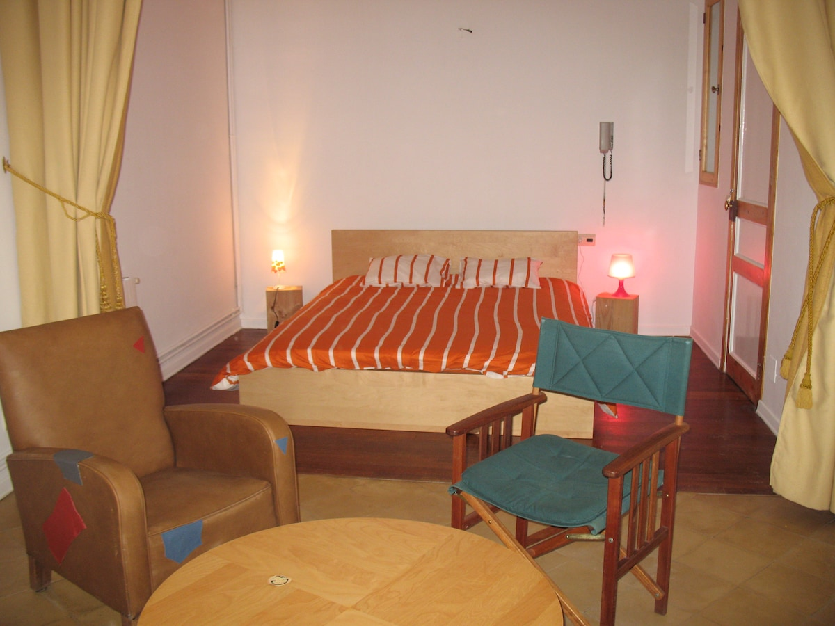 Big double room (Downtown)