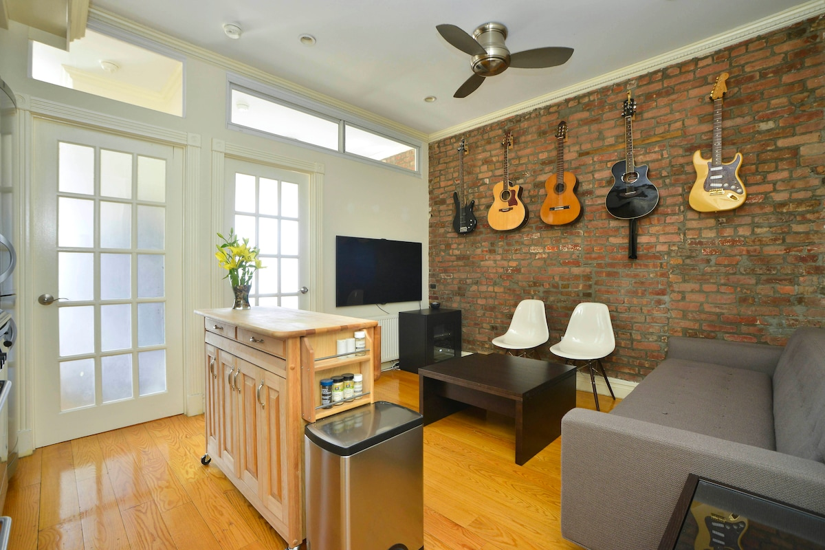 Private Room + Bath in East Village