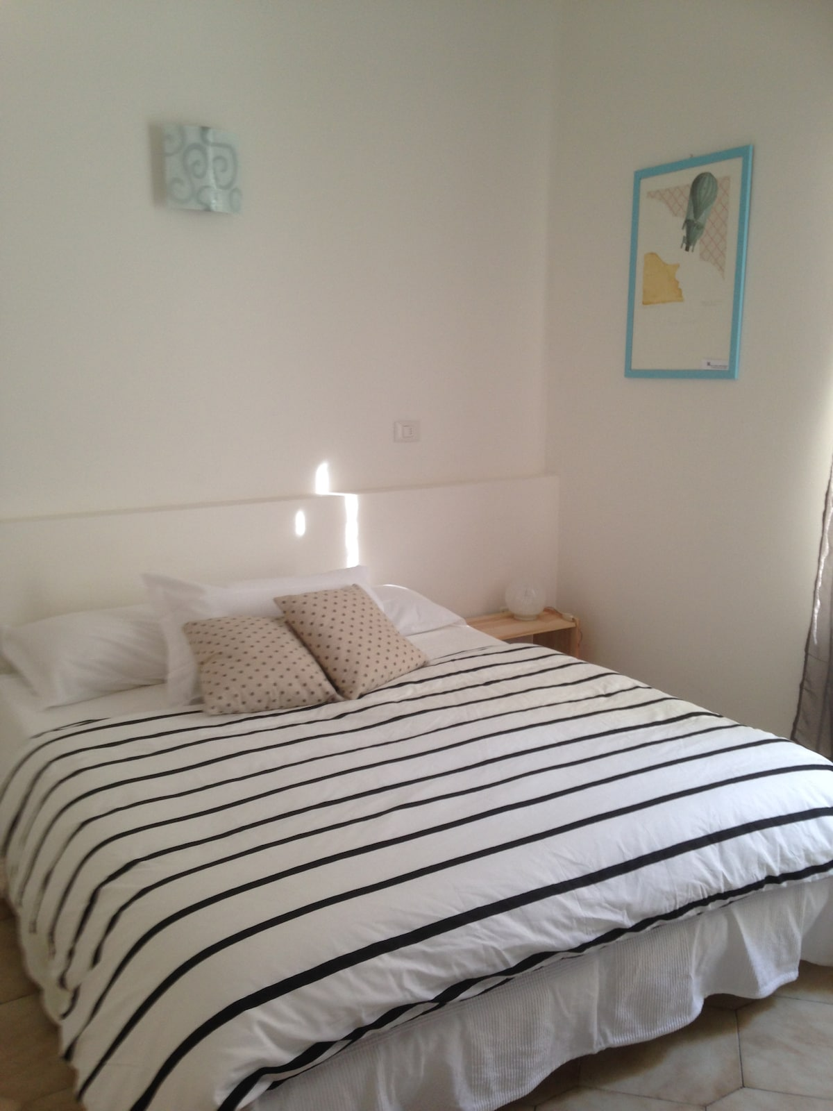 triple room in seaview apartment