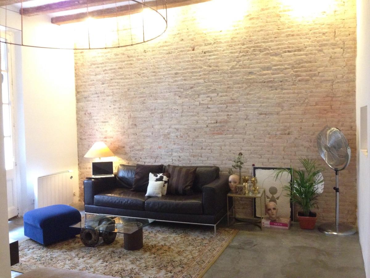 Room in centre Barcelona.