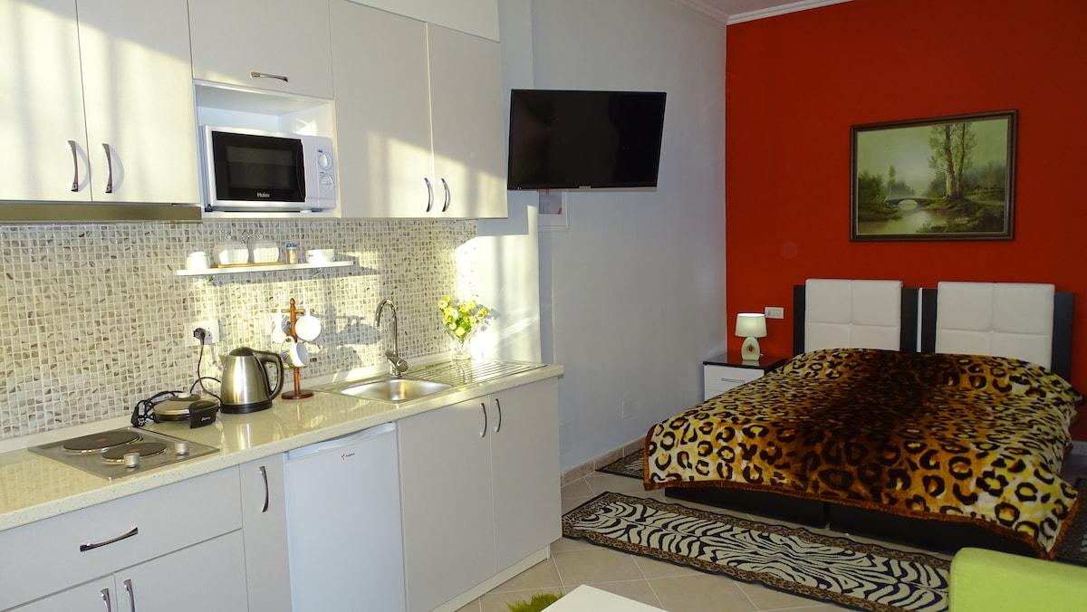 Lovely cozy apartment center Tirana