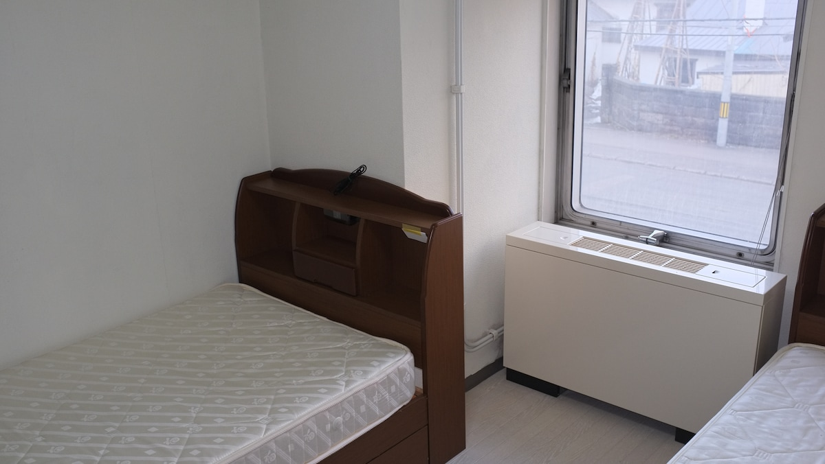 Quaint Apartment at Sapporo Station