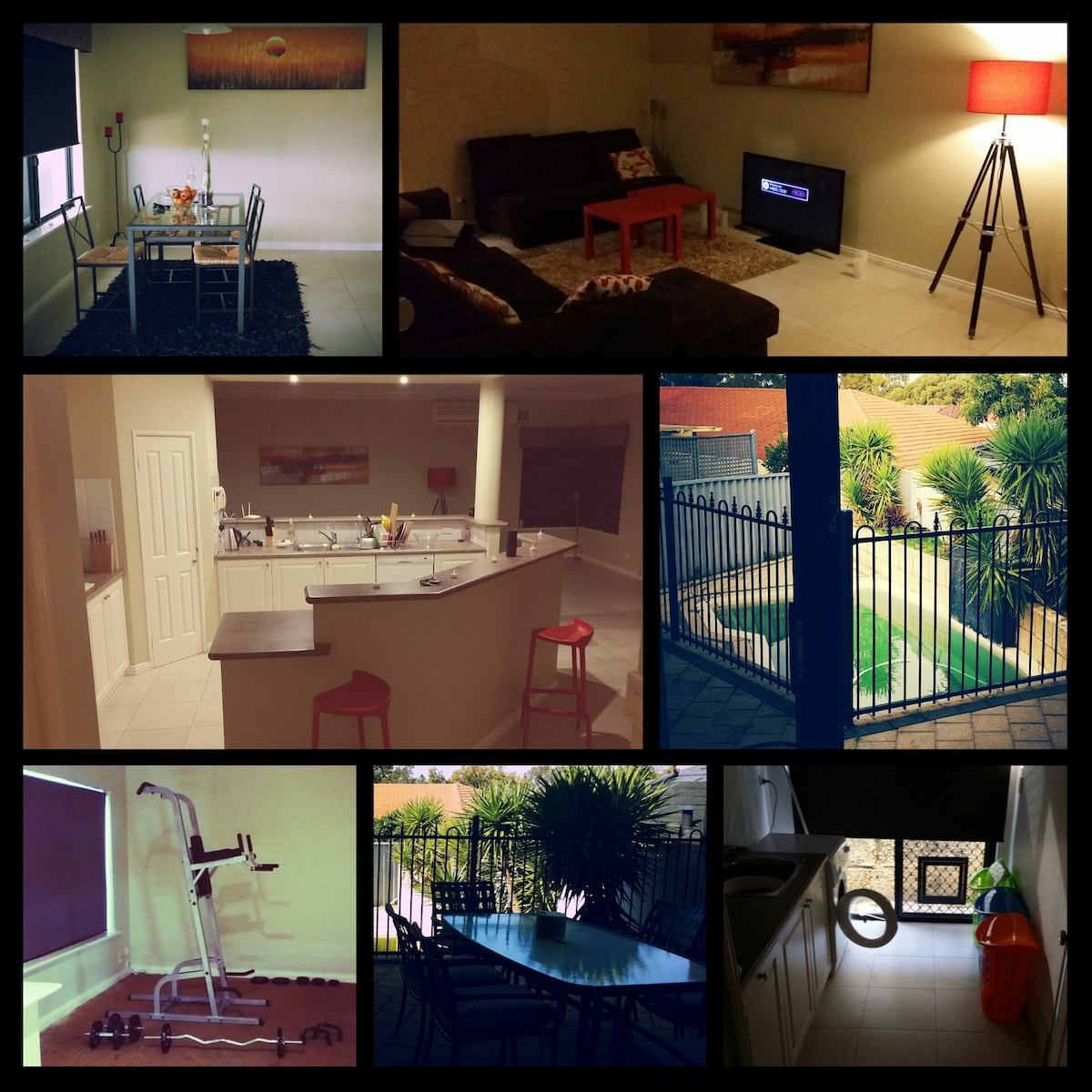 Room in a modern house, Dianella