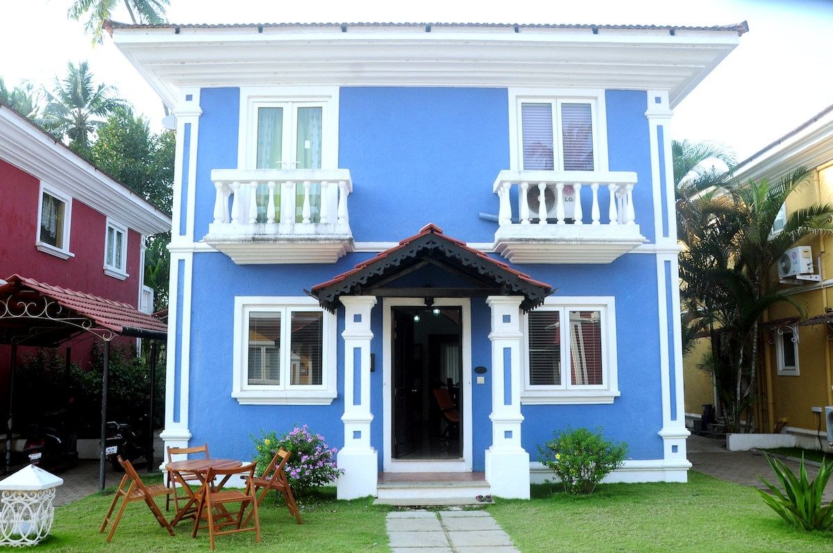 Villa in Calangute, Goa, India