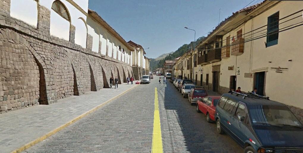 Habitaciones en el centro del Cusco