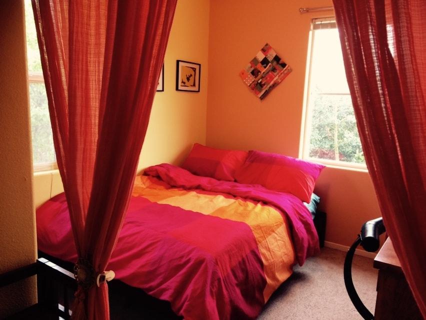 Cozy Room on Teensy Urban Farm