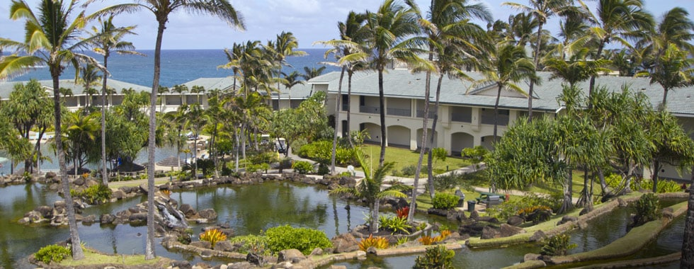 THE POINT AT POIPU - 4/9-4/16/2016