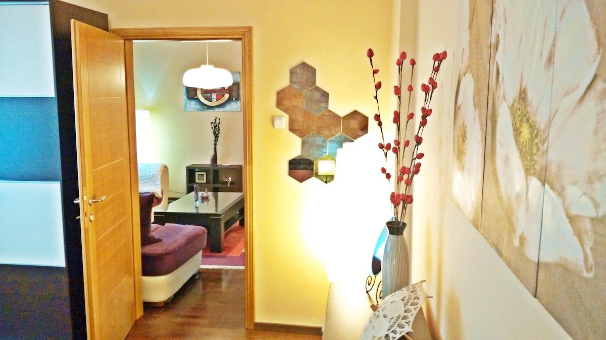 """Apartment """"LUX CENTER"""" Podgorica"""