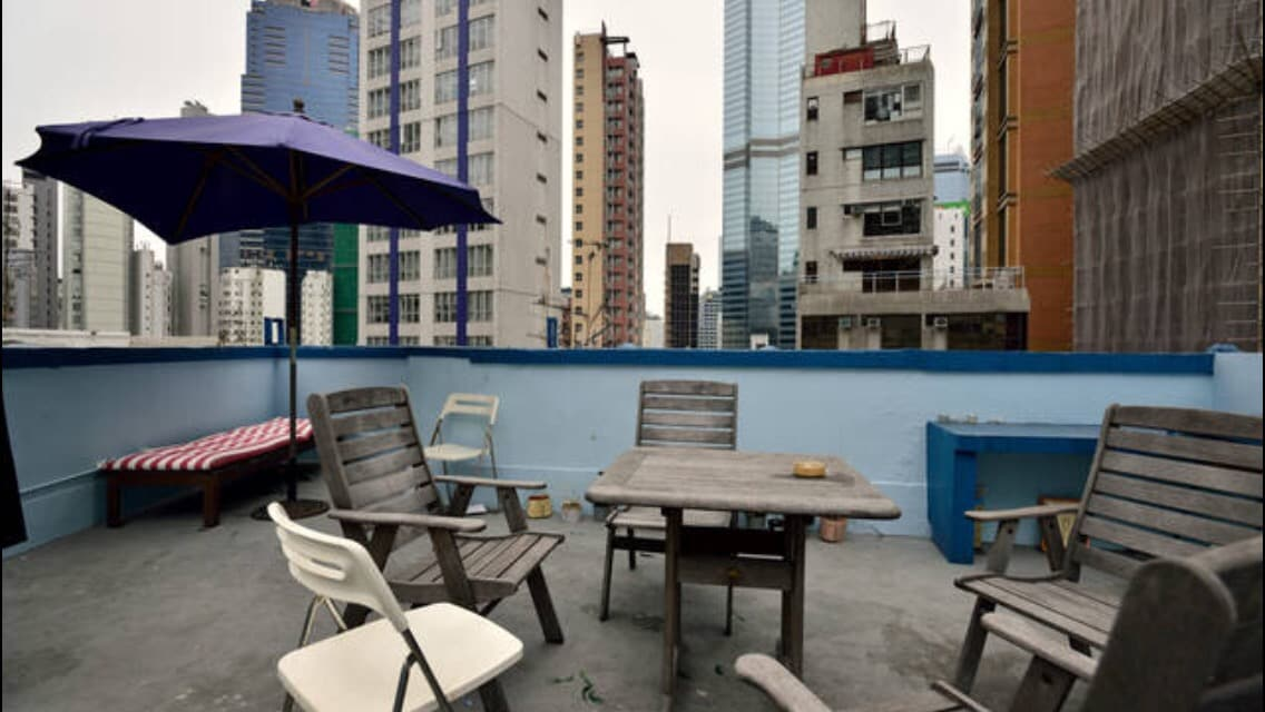 Central with Private rooftop!