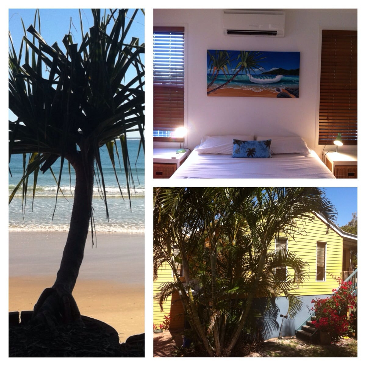 Private Beach Unit, walk to beach