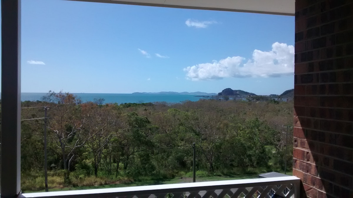Relaxed Ocean Views Yeppoon; Double