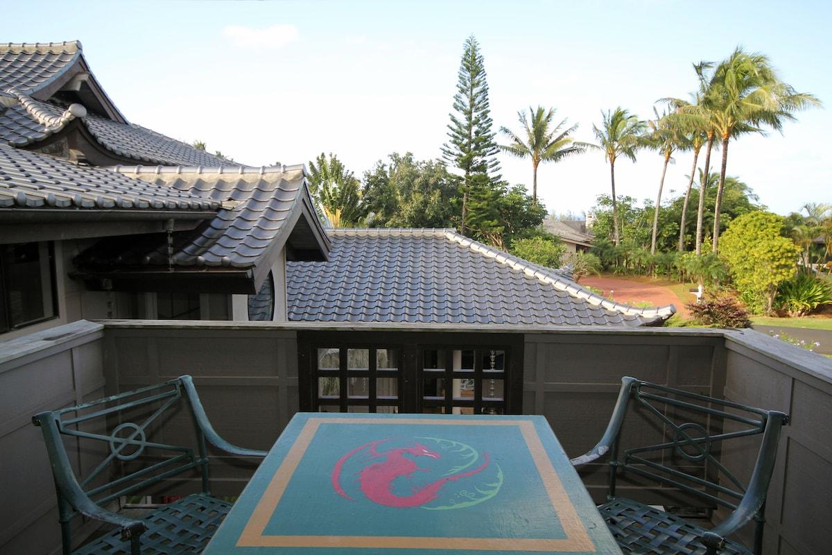 Asia House, Bali Hai Suite, Kauai