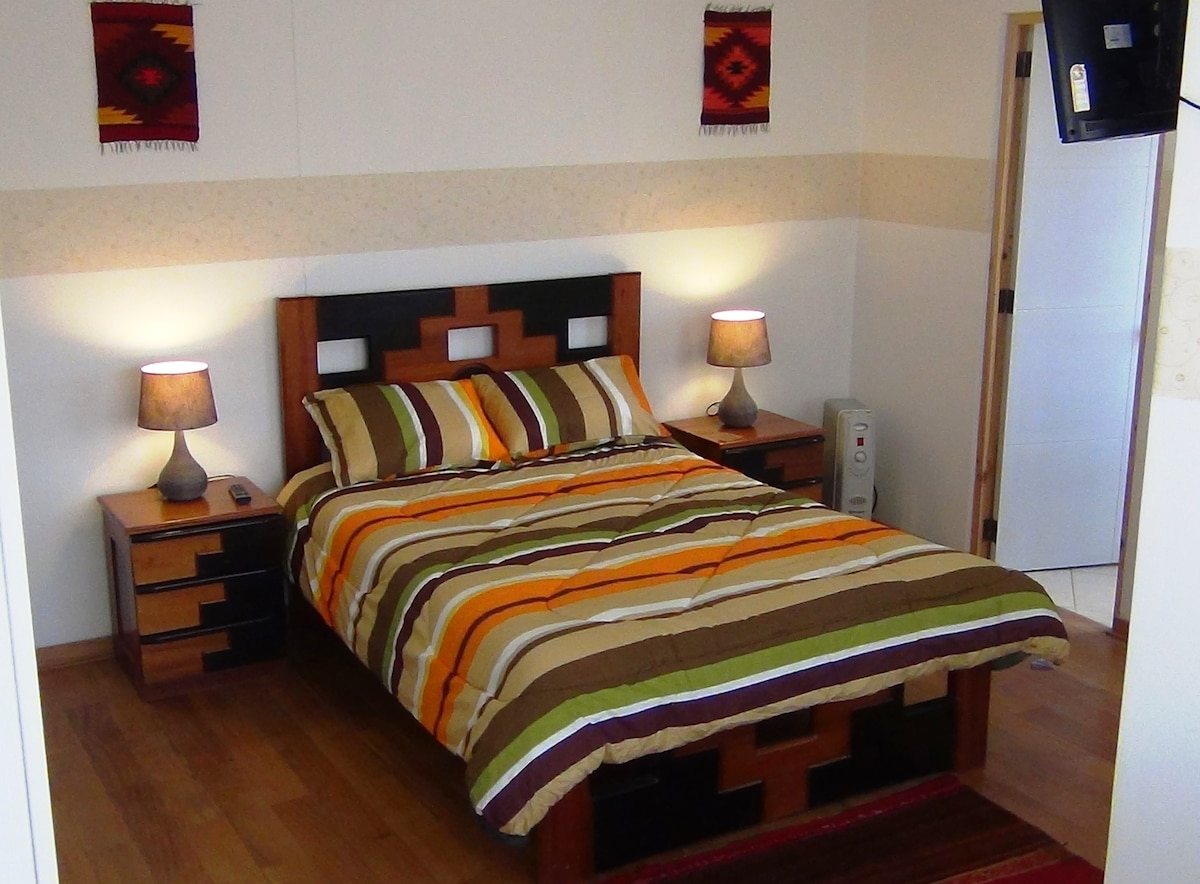 Cusco Apartment with 3 bedrooms.