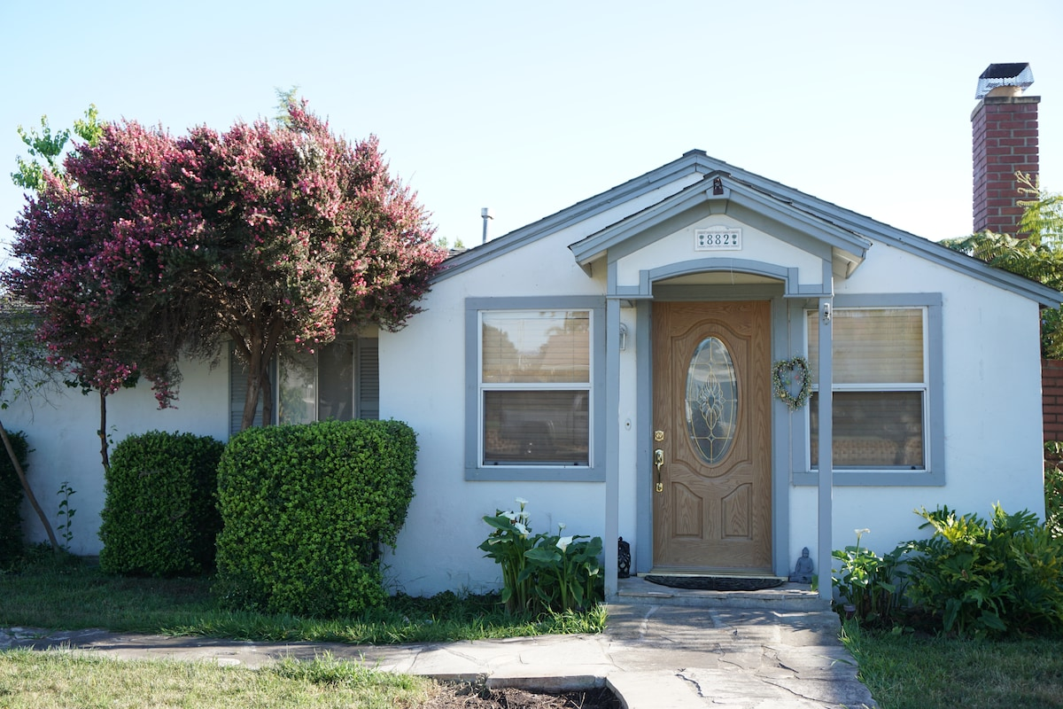 Peaceful 1 bdrm Grover Beach Home