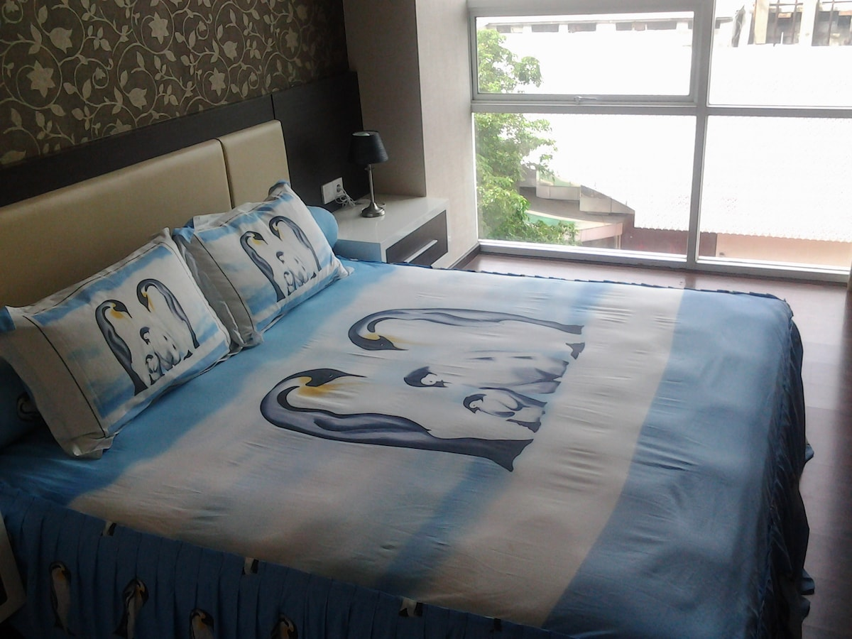 Cozy 1bed Apt in central surabaya