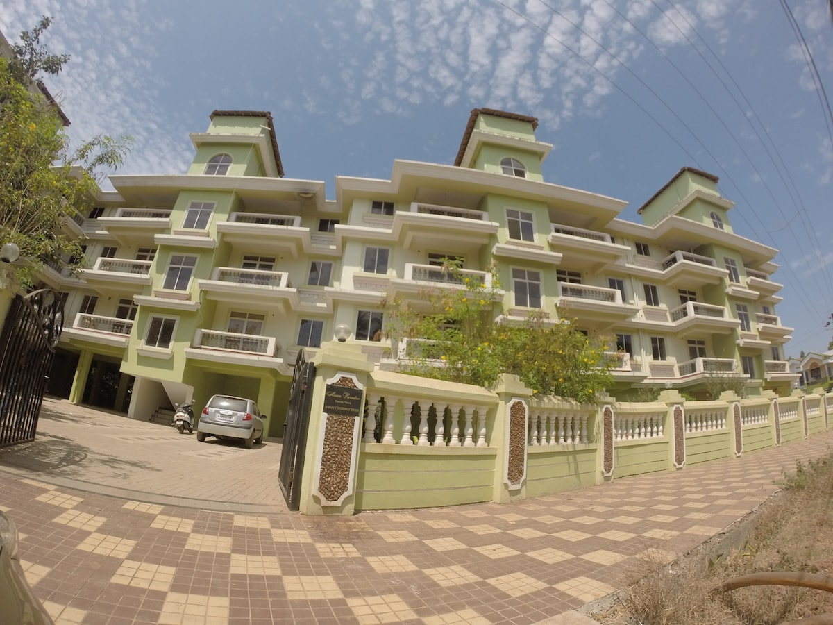 One BHK with Open Terrace