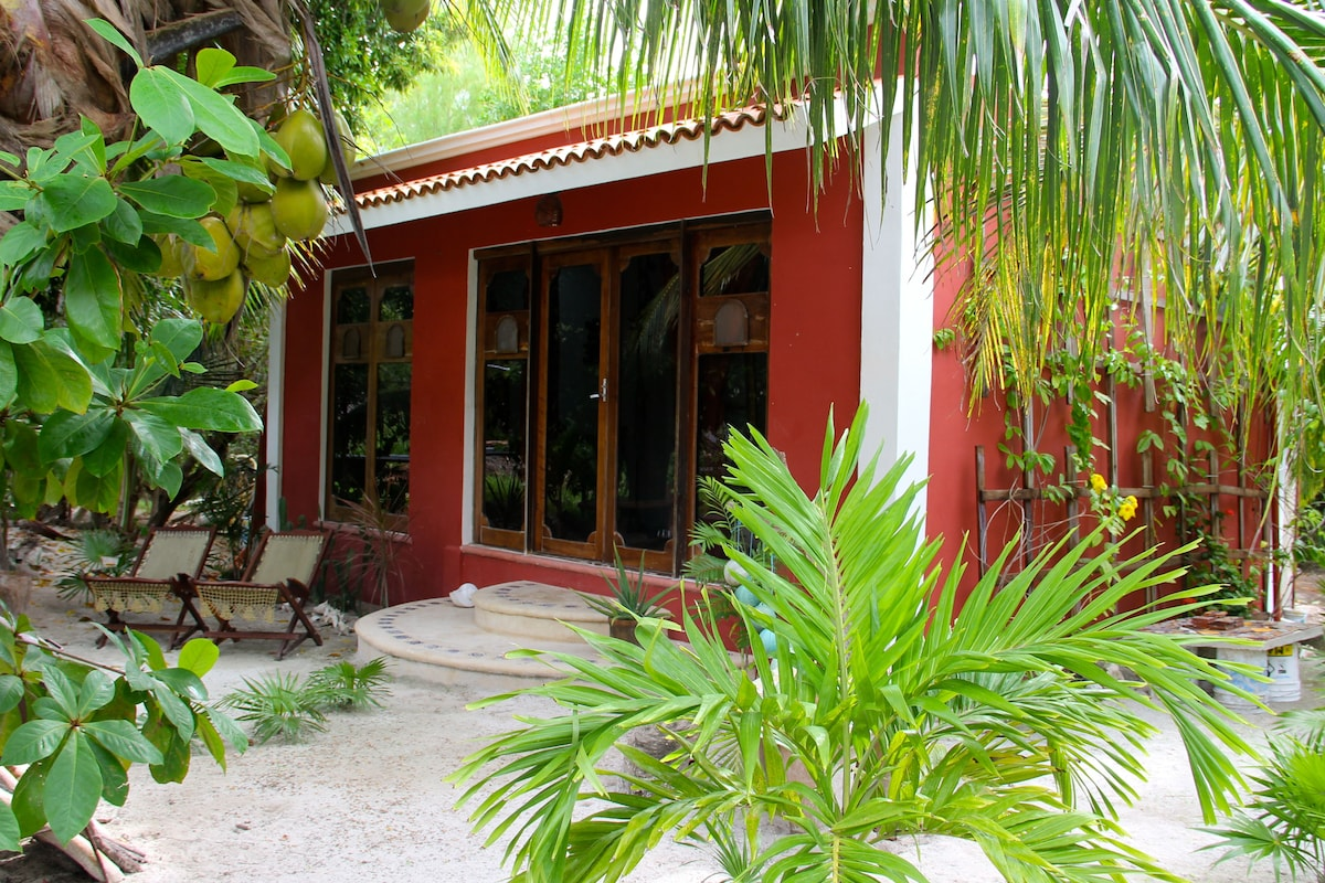 Guesthouse in the CARIBBEAN