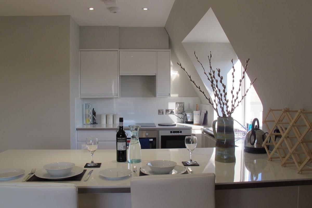 Harpenden serviced apartment