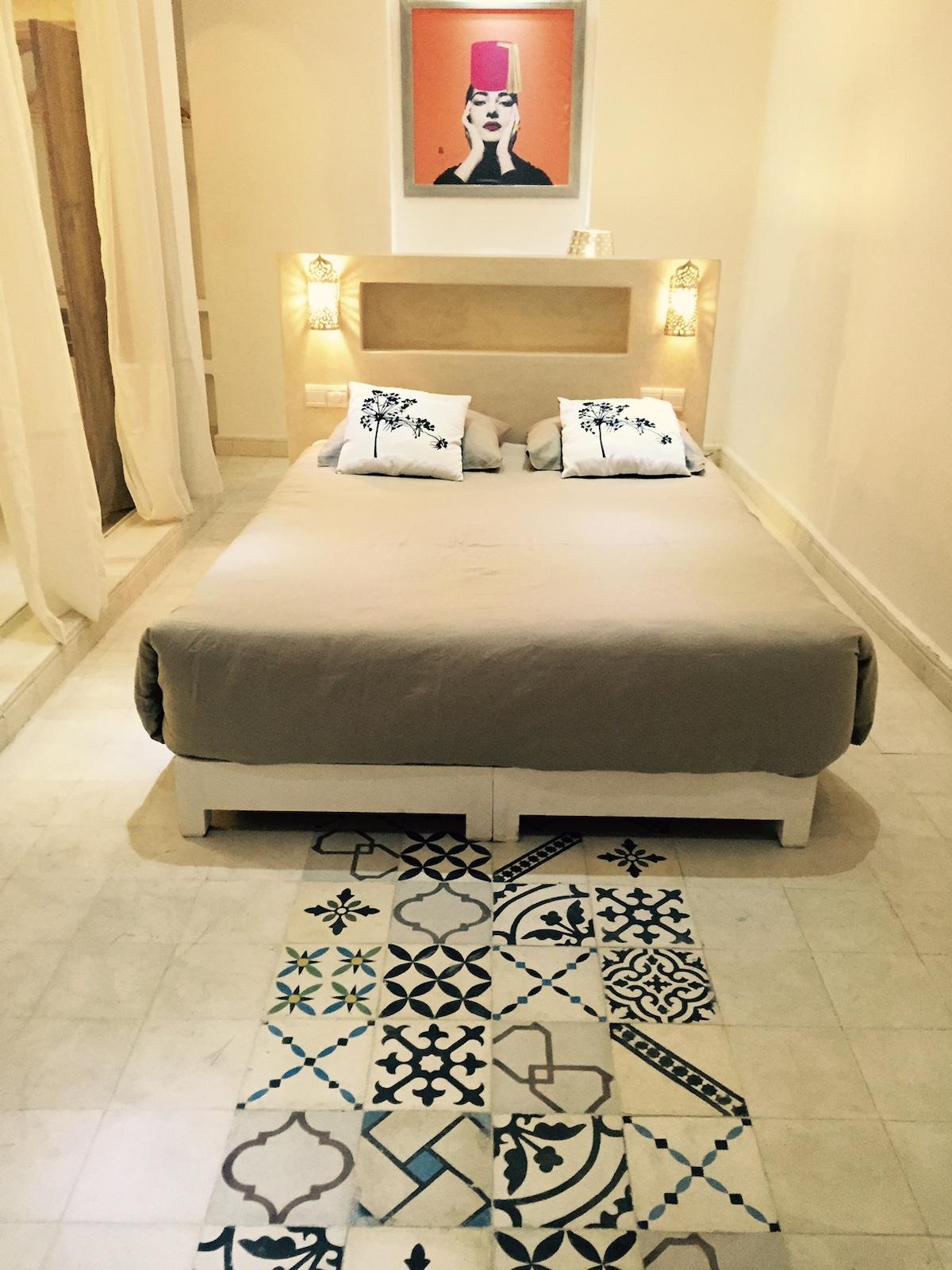 Zellij Room