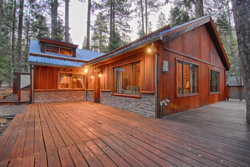 Forested Cabin with Modern Updates!