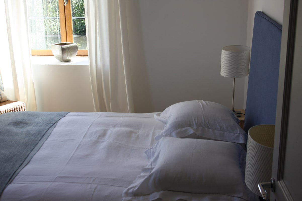 One of our Bed and breakfast double rooms